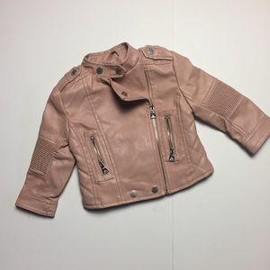 Urban Republic   Vegan Leather Moto Jacket